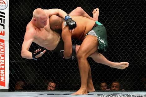 UFC: Arjan Bhullar suffers defeat against Adam Wieczorek at UFC on Fox 29 in Glendale - Arjan Bhullar