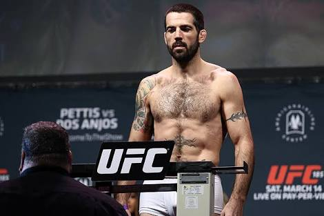 UFC:Matt Brown out of his fight against Carlos Condit,Mike Perry shuts down his possibility of being a replacement - Matt Brown
