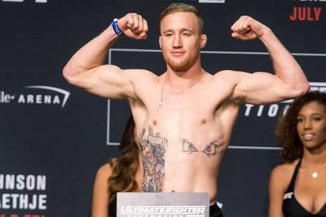 UFC:Justin Gaethje plans to ask for Alvarez rematch or title shot after UFC on Fox 29 - Justin Gaethje