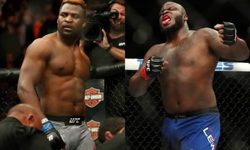 UFC: Derrick Lewis vs Francis Ngannou set for UFC 226 in July - UFC 226