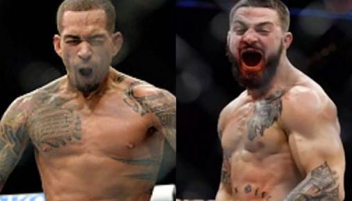 UFC: Yancy Medeiros vs Mike Perry set for UFC 226 in July - UFC 226
