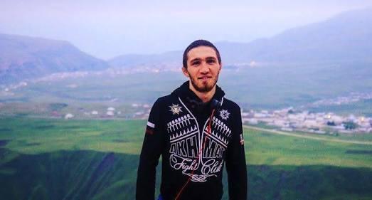 UFC: Khabib Nurmagomedov's cousin Said Nurmagomedov to make UFC debut in July - Said Nurmagomedov