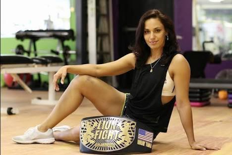 UFC: Valentina Shevchenko's sister Antonina explains why she'll enter Dana White's Contender series at same weight as her sister - Antonina Shevchenko