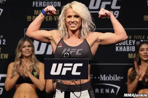 UFC: Amanda Cooper rips Mackenzie Dern, says she has 'no wrestling' and can't handle her power - Amanda Cooper