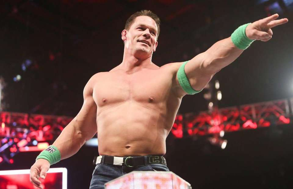 WWE: John Cena on not understanding people who join wrestling to become famous - John Cena