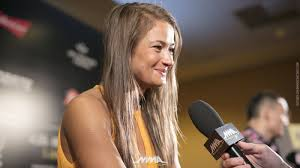 UFC: Karolina Kowalkiewicz looking for a bonus against Felice Herrig - Karolina Kowalkiewicz