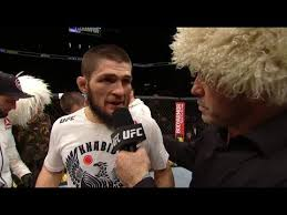 UFC: Khabib talks about Conor, GSP, UFC in Russia -
