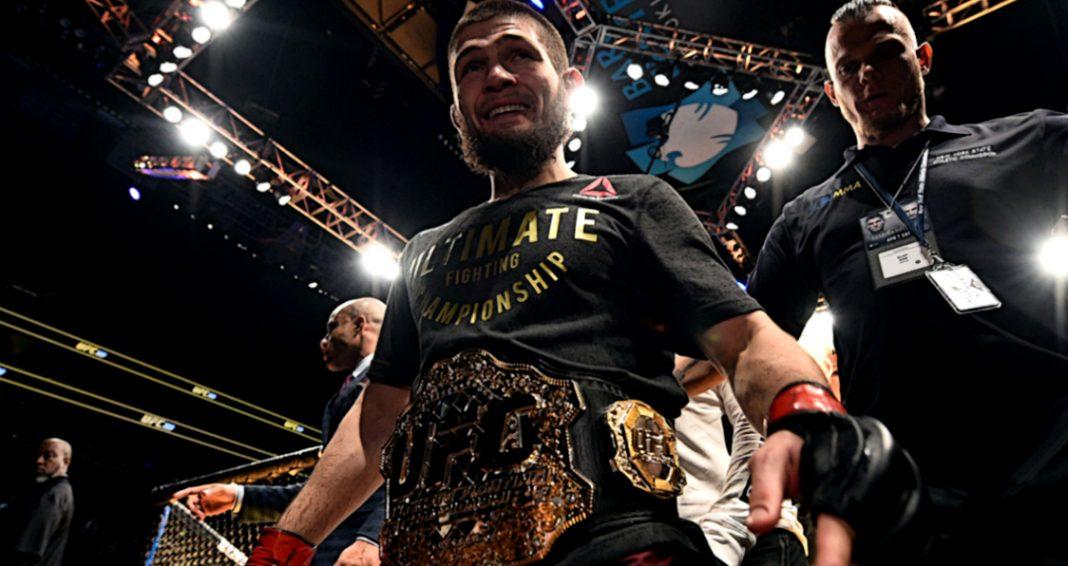 UFC: Khabib Nurmagomedov returns in November/December; willing to fight anyone in the top 5 - Khabib Nurmagomedov