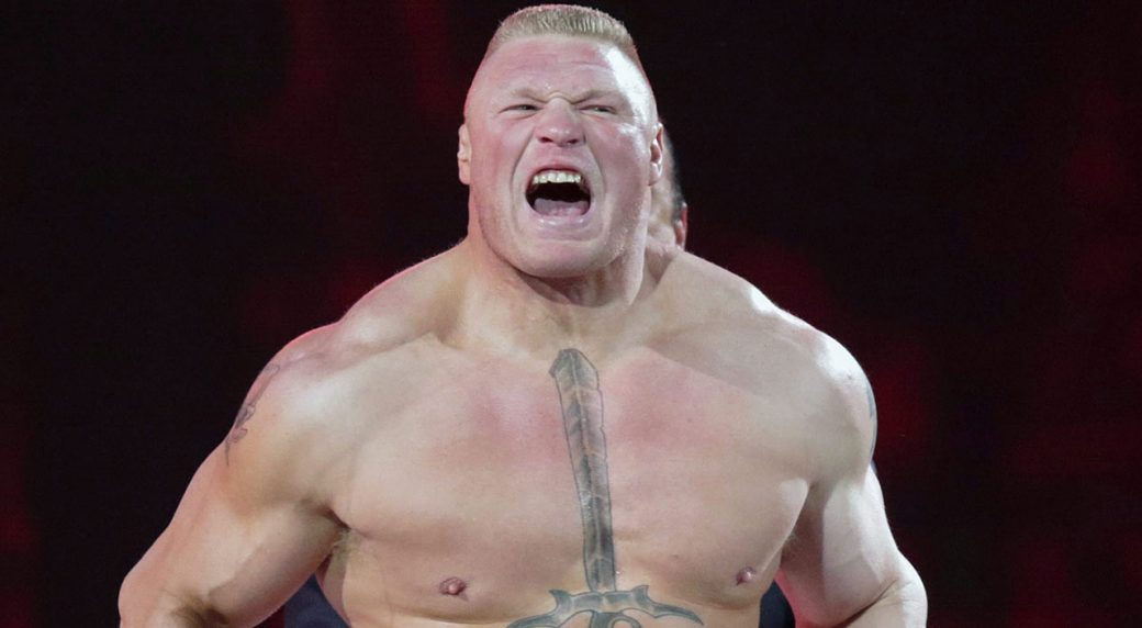 WWE: Brock Lesnar's payment per appearance and match revealed - Brock Lesnar