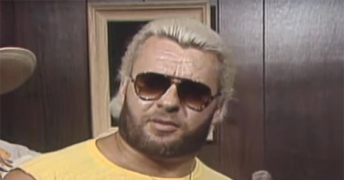 WWE: WWE Hall of Famer Johnny Valiant killed in a truck accident - Johnny Valiant