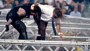 WWE: Mick Foley lied to Vince McMahon before his HIAC match against The Undertaker - Mick Foley