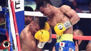 Boxing: Massive Boxing UPSET in Japan - Higa