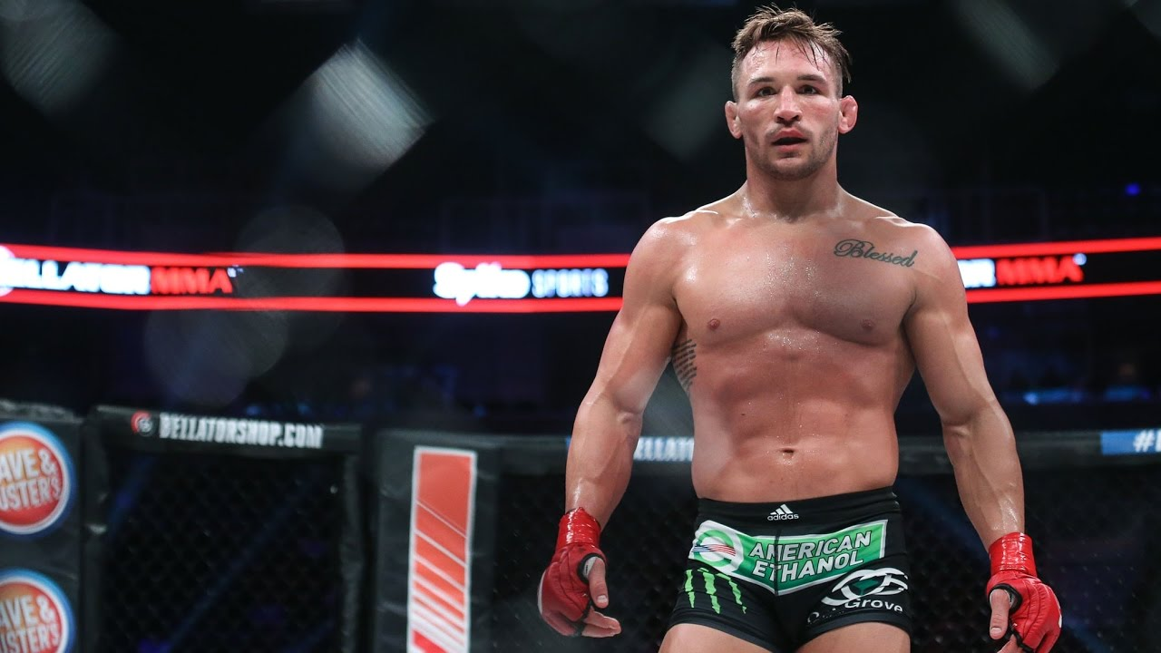 MMA: Michael Chandler says he will beat Khabib Nurmagomedov with ease, claims he will also take him down - Michael Chandler