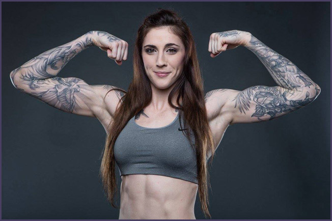 UFC: Megan Anderson is confused about the 'real' Cris Cyborg - Megan Anderson