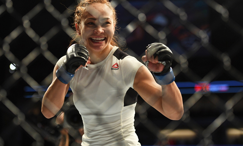 UFC on Fox 29 Results: Michelle Waterson Edges Courtney Casey in a Scrappy Fight -