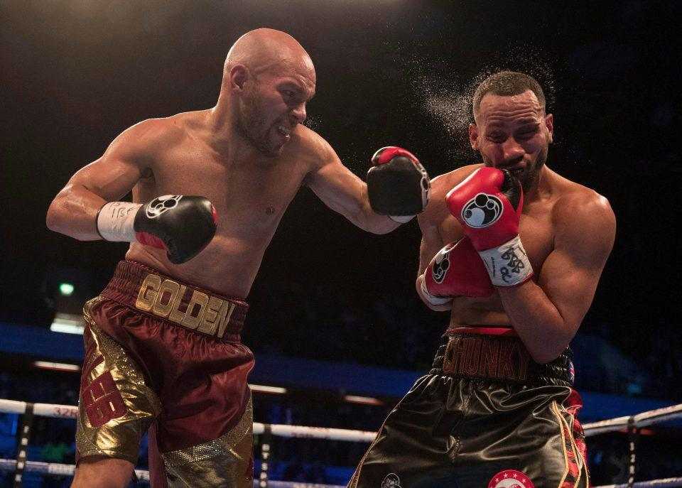 Boxing: Can Caleb Traux upset James Degale again? - Traux
