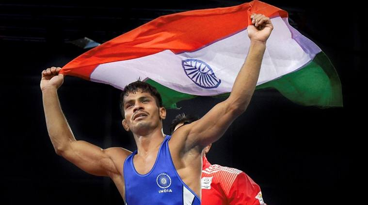 Commonwealth Games: Sushil Kumar, Rahul Aware, Babita Phogat and Kiran pick up medals in Wrestling - Commonwealth Games