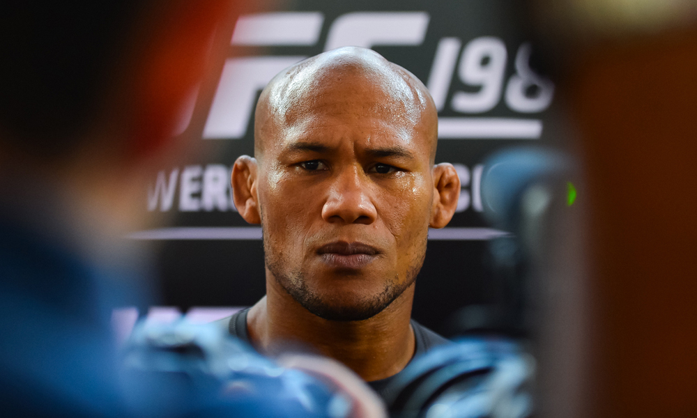UFC: Jacare Souza believes that he can become Middleweight champion in two fights - UFC