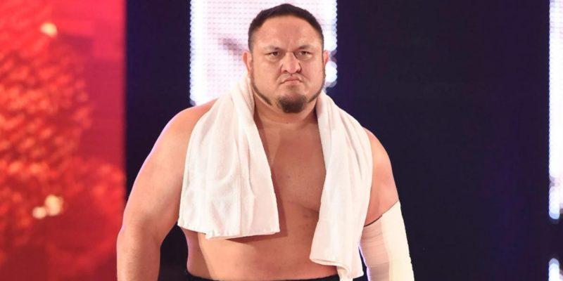 WWE: Samoa Joe teases match against Brock Lesnar - Samoa Joe