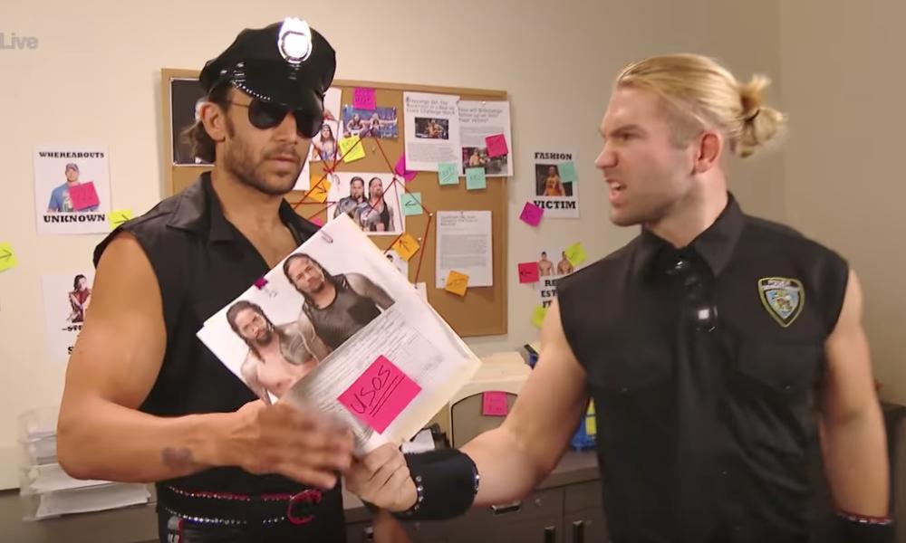 WWE: Tyler Breeze says The Miz is one of the most unselfish guys he's met - Tyler Breeze