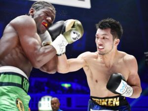 Boxing: Ryota Murata succesfully defends his world Title in Japan - Murata