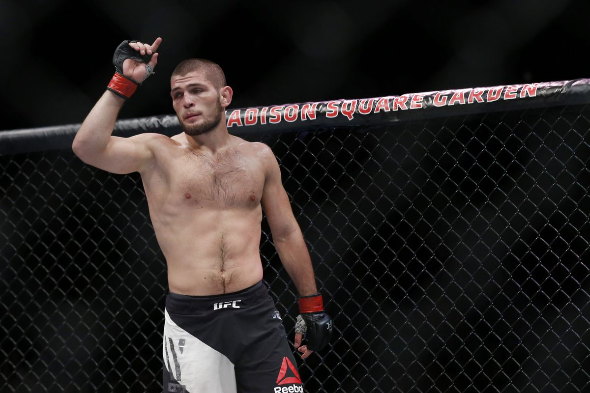 UFC: Khabib Nurmagomedov believes that Max Holloway is fighting for the money - Holloway