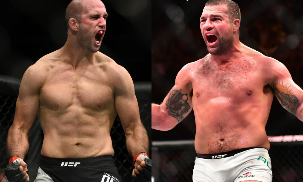 UFC: Volkan Oezdemir vs. Mauricio Rua set to headline UFC Hamburg - Volkan Oezdemir vs. Mauricio Rua