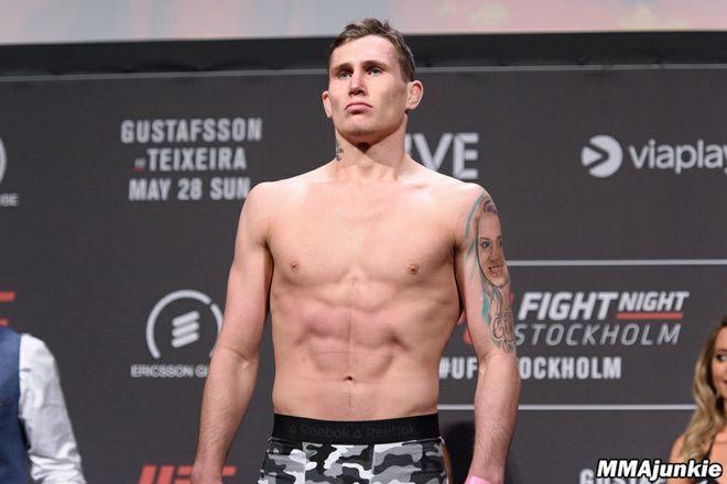 UFC Liverpool: Darren Till misses weight; weighs in at 174.5lbs - Darren Till