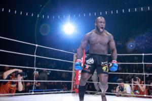 Bellator: Melvin 'No Mercy' Manhoef re-signs multi-fight deal with Bellator - melvin manhoef