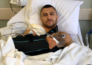 Boxing: Vasyl Lomachenko underwent arthroscopic surgery - Lomachenko