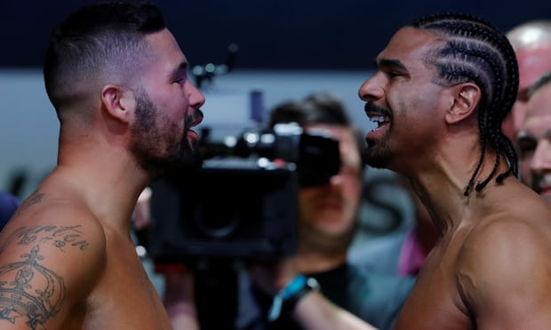 Boxing: David Haye vs Tony Bellew Preview - Haye