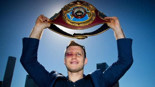 Boxing: Jeff Horn says that he is not afraid of Crawford - Horn