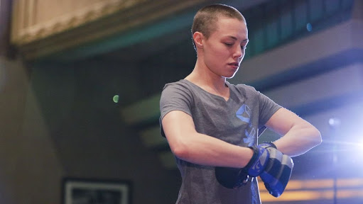 UFC: Rose Namajunas says she would like to test her jiu-jitsu against Mackenzie Dern - Rose Namajunas