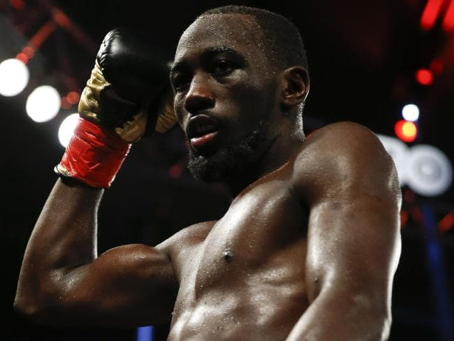 "Boxing: Terence Crawford issues warning to ""The fighting School Teacher"" - Crawford"