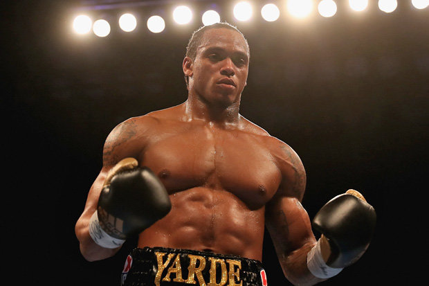 Boxing: Eddie Hearn says he intends to make Yarde a BIG offer for Joshua Buatsi fight - Buatsi