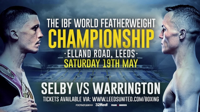 Boxing: Lee Selby Vs Josh Warrington Preview - Selby