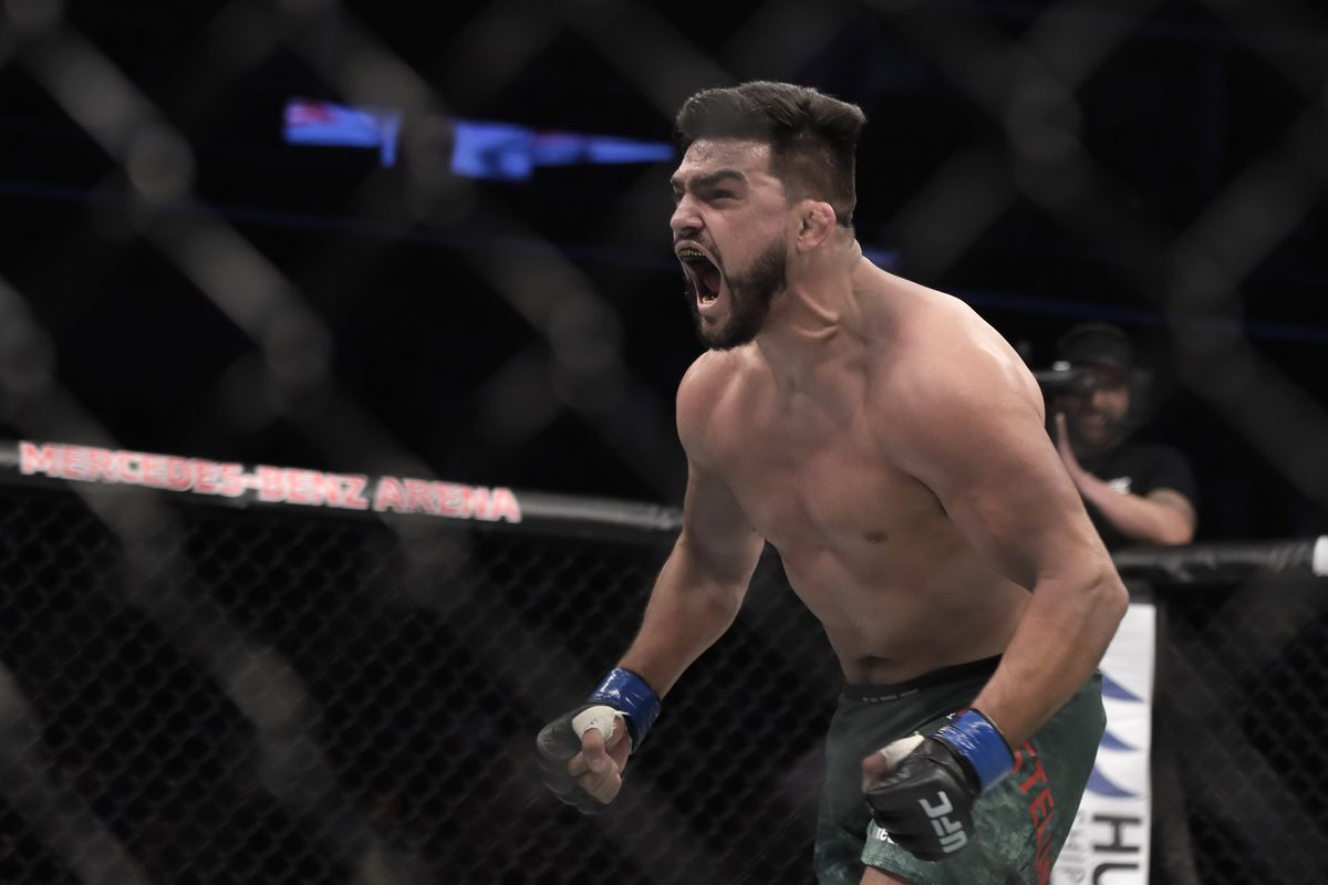 MMA India Exclusive: Kelvin Gastelum predicts Yoel Romero vs. Robert Whittaker, hopes to get title shot soon - Kelvin Gastelum