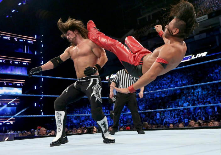 MMA India's SmackDown Roundup: 15/5/2018 -