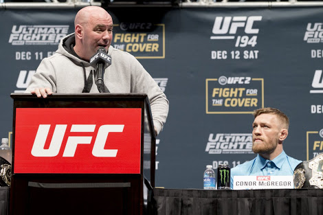 UFC: Dana White says he will meet Conor McGregor at UFC Liverpool to discuss about his future plans - Dana White