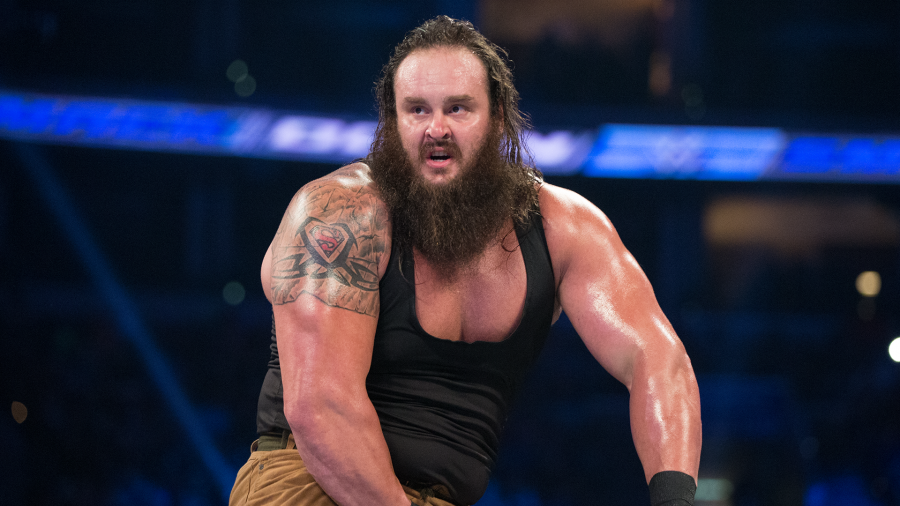 WWE: Braun Strowman talks about how he came up with his catchphrase - Braun