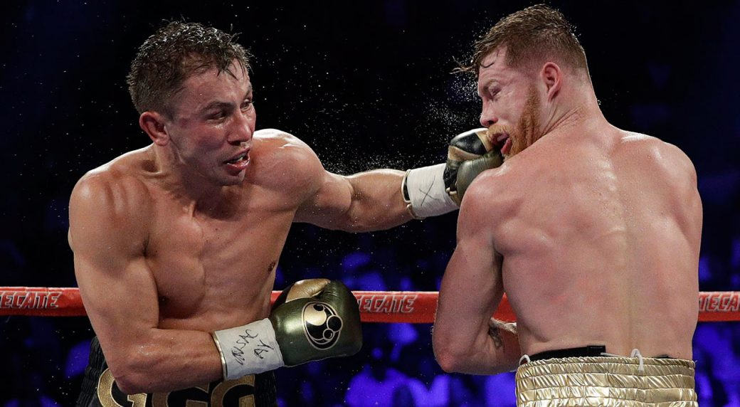 Boxing: GGG vs Martirosyan becomes the top rated premium cable fight of the year - GGG