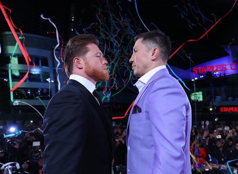 Boxing: Oscar De La Hoya seeks new opponent for Canelo Alvarez - Canelo