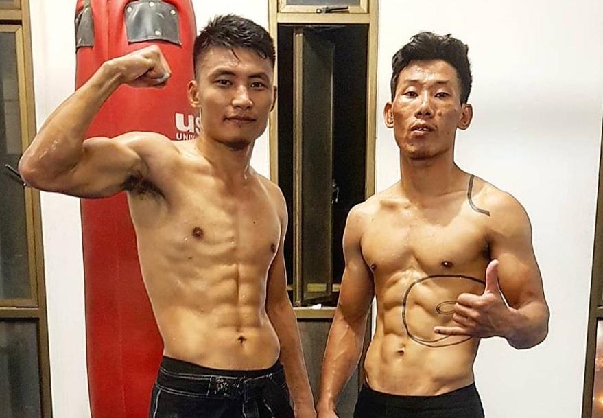 Indian MMA: Imkong Jamir and Aleto Nagi set to make International debut at Ultimate Beatdown this weekend - Indian MMA