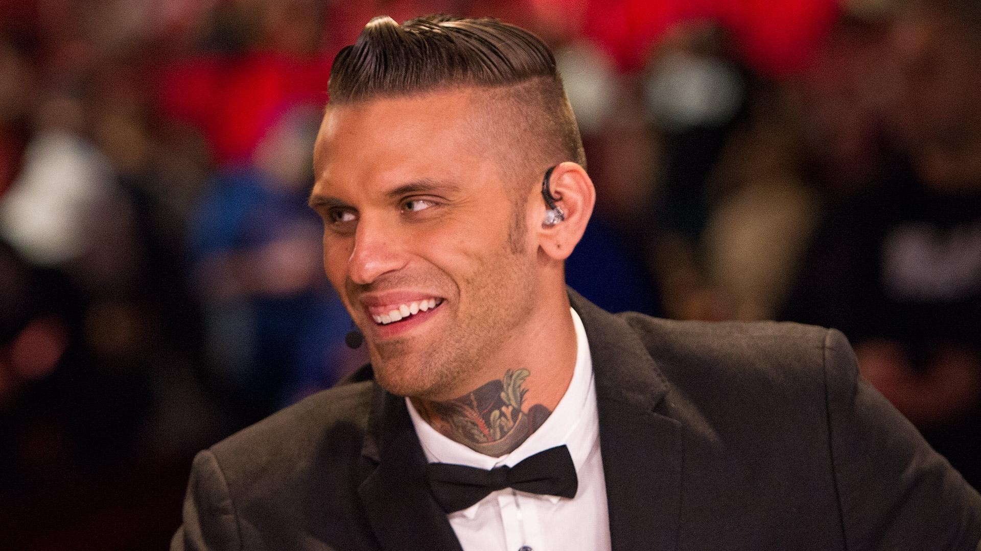 WWE: Corey Graves reveals if he's a heel commentator - Corey Graves