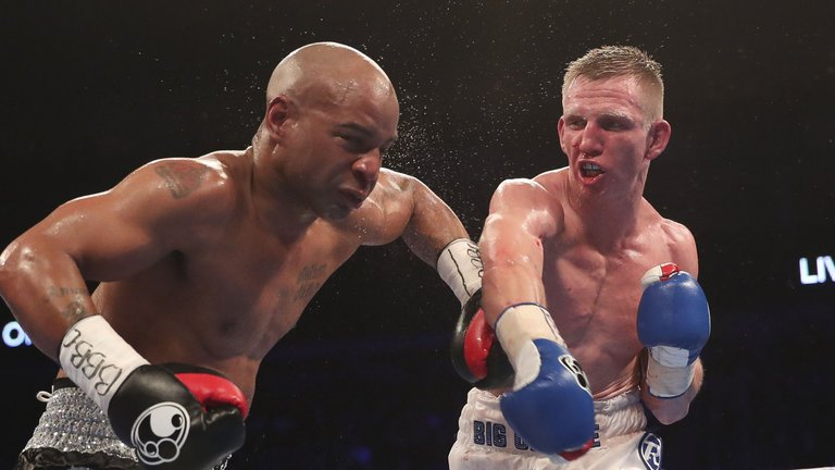 Boxing: Ted Cheeseman to fight Paul Upton at York Hall on June 6 - Cheeseman