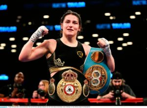 Boxing: Katie Taylor wants to become undisputed champion within a year - Taylor