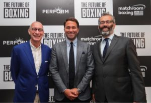 Boxing: Eddie Hearn signs the biggest ever Boxing deal worth $1 Billion - Hearn