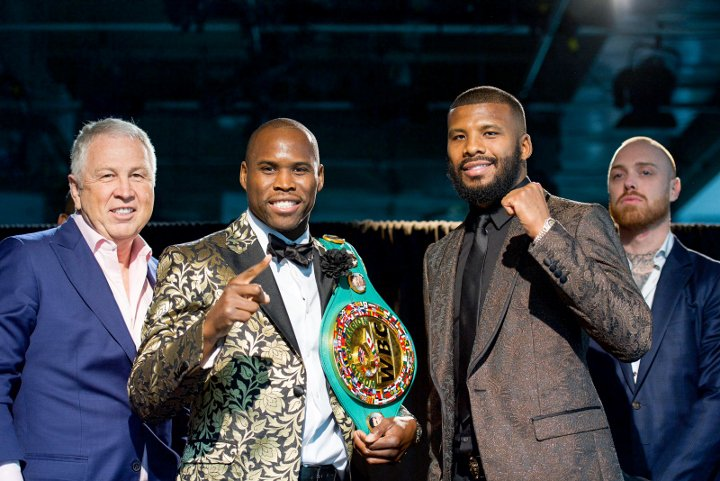 Boxing: Adonis Stevenson vs Badou Jack Preview - Stevenson