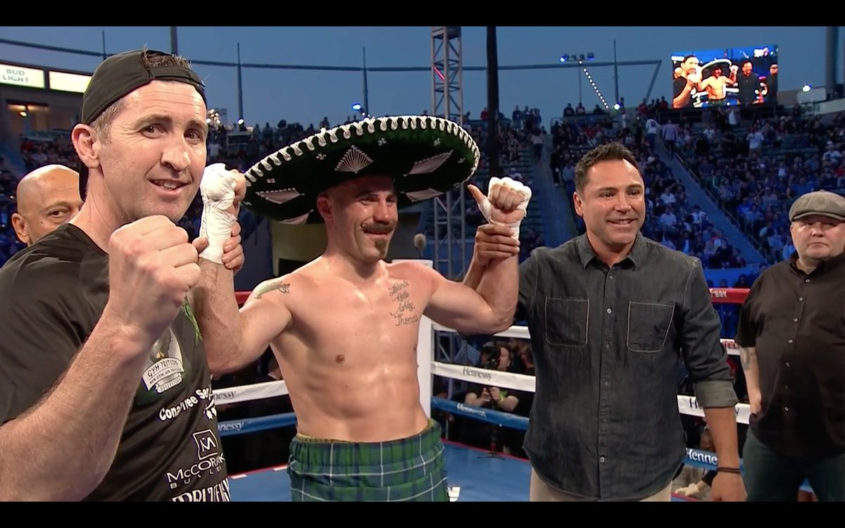 Boxing: Gary 'Spike' O'Sullivan stops overmatched Berlin Abreu in three rounds - Spike