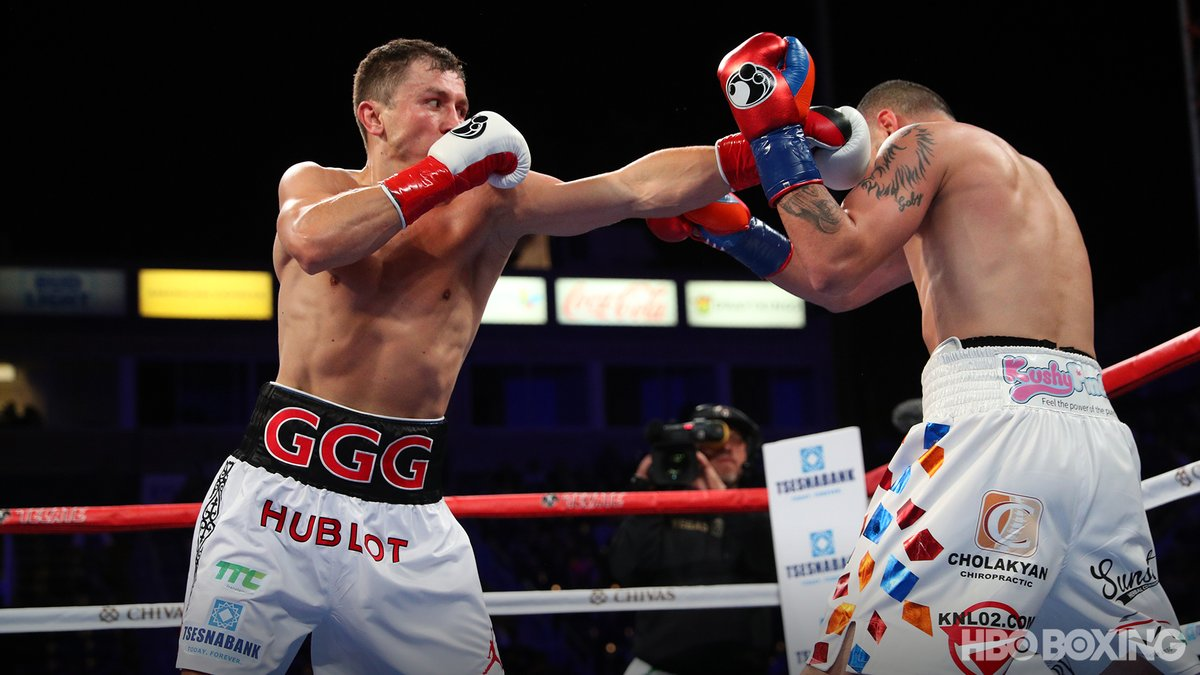 Boxing: Gennady Golovkin destroys Vanes Martirosyan inside two rounds (VIDEO) - Golovkin
